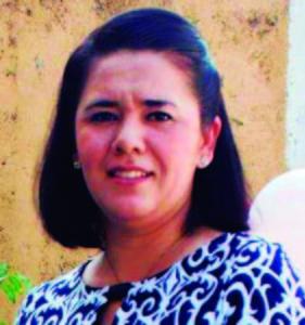 Ester Lara, psicóloga