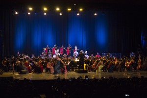 Orquesta Sinfónica Cristiana.