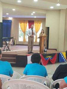 Foto cortesía Iglesia Josue Gotera