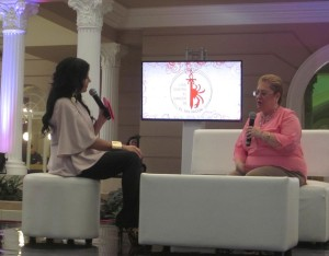 Invitada Pediatra Maritza de Roldan