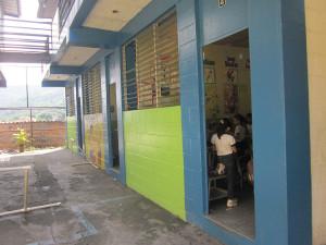 Complejo Educativo Cristiano, en San Salvador.
