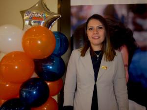 Claudia Batres, Coordinadora Nacional de Walmart