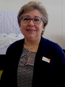 Laura del Valle, Directora Nacional de World Vision.