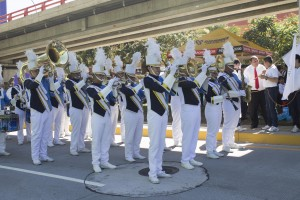 Banda de paz, Liceo Cristiano Reverendo Juan Bueno Central
