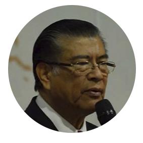 Rvdo. Jeremías Bolaños Superintendente de las Asambleas de Dios