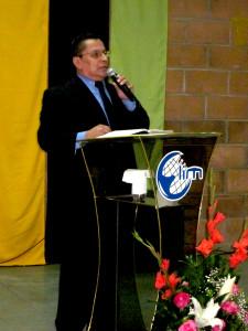 Pastor Dagoberto Miranda