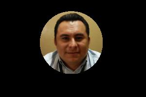 Marlín Reyes, de la facultad de Teología de La Universidad Evangélica de El Salvador.