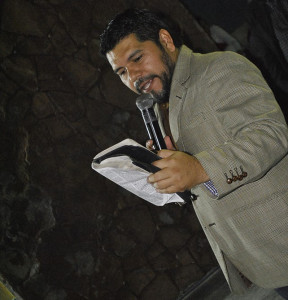 Pastor Omar Marinero.