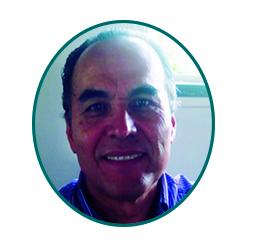 Juan Manuel Martínez, pastor general de la Iglesia Campamento de Dios.