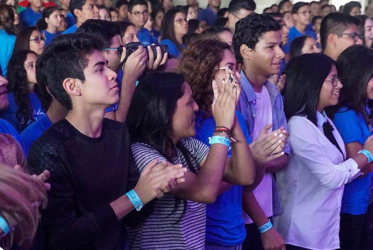 Foto cortesía Iglesia COMPAZ