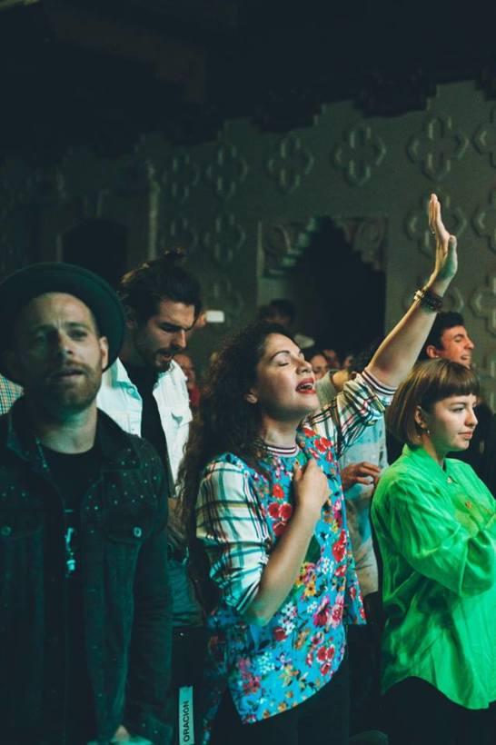 Foto cortesía de: Iglesia Mosaic