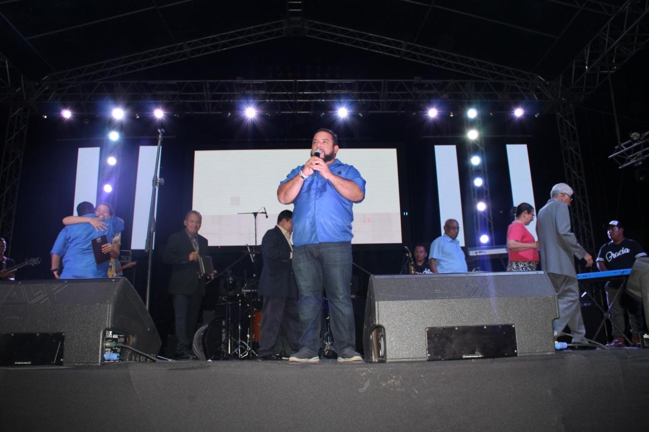 Wilfredo Mirón presidente de los Embajadores de Cristo