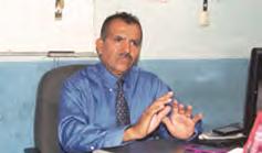 Capellán Orlando Salazar, director deL Centro Hogar.