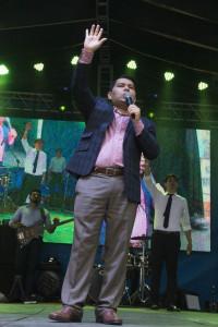 Apóstol Omar Marinero.