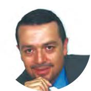 Erick García, Director ejecutivo ENLACE El Salvador.