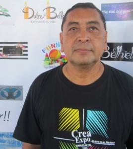 Luis Zarate, director.