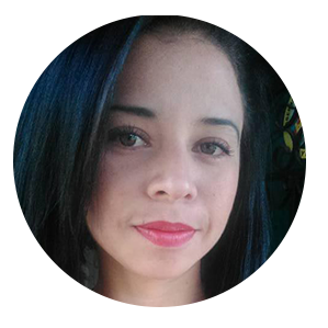 "Karen Márquez Gil Servidora en escuela Bíblica en Tabernáculo Bíblico bautista ""Curazao""."